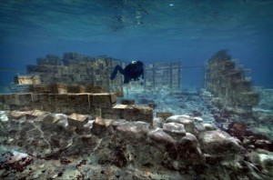 Pavlopetri the underwater city