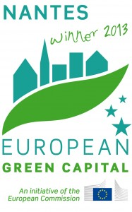 Nantes Green European Capital 2013 logo