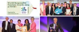 WTM 2014 WORLD RESPONSIBLE TOURISM AWARDS